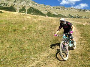 bike park Montclar VTT