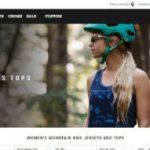 Sombrio site vente tenue VTT femme Enduro