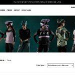 fox site vente tenue VTT femme Enduro